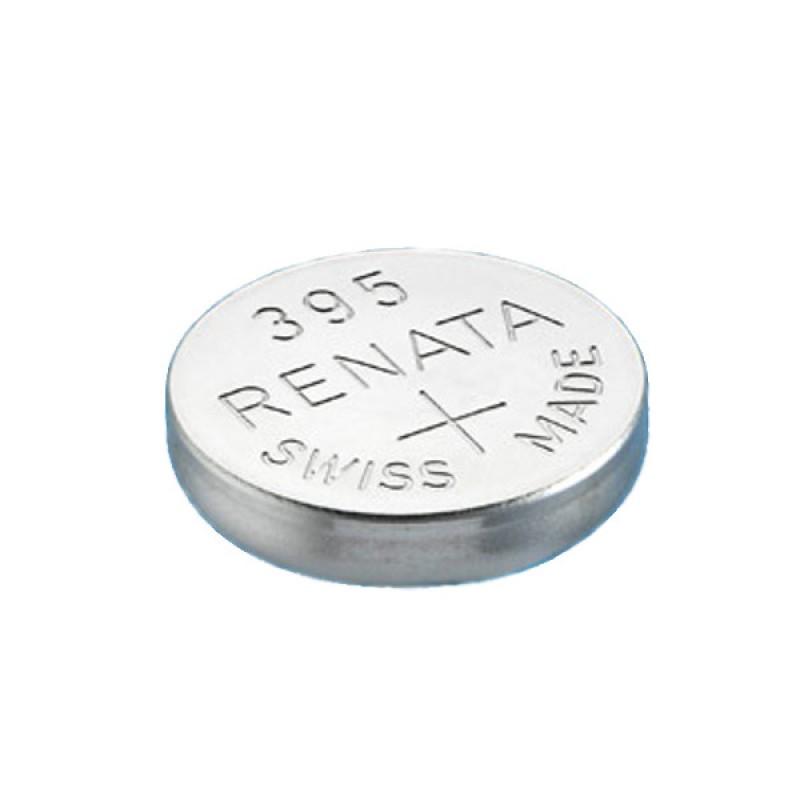 Батарейка R395 - Renata SR927SW (1 штука)