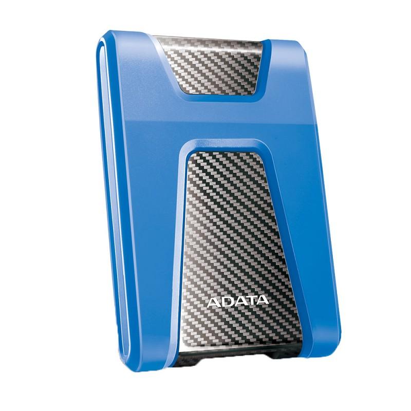 Жесткий диск A-Data HD650 2Tb Blue AHD650-2TU31-CBL