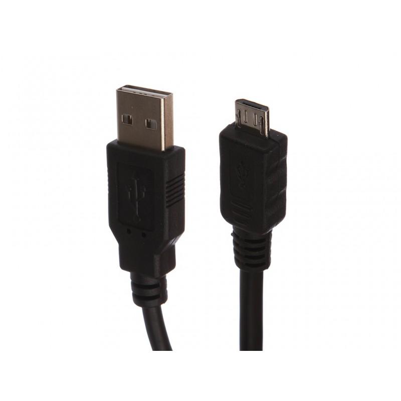 Аксессуар Gembird Cablexpert USB 2.0 - USB A AM/microB 5P 1m CC-mUSB2D-1M