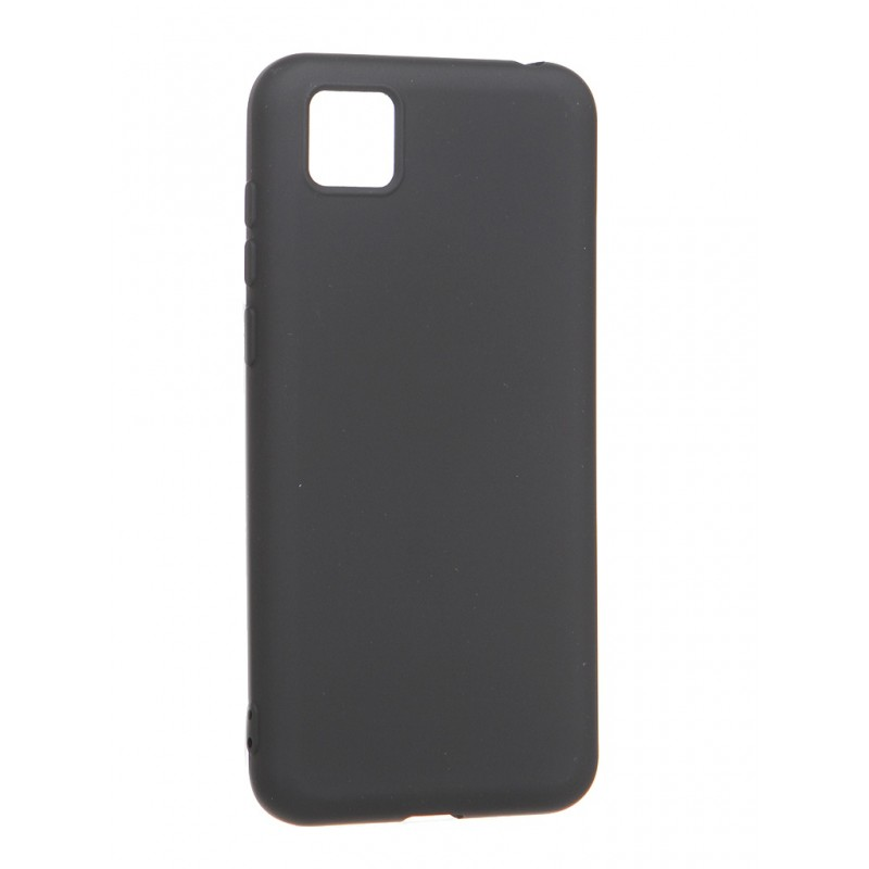 Чехол Akami для Honor 9s / Huawei Y5p Charm Silicone Black 6921001622500