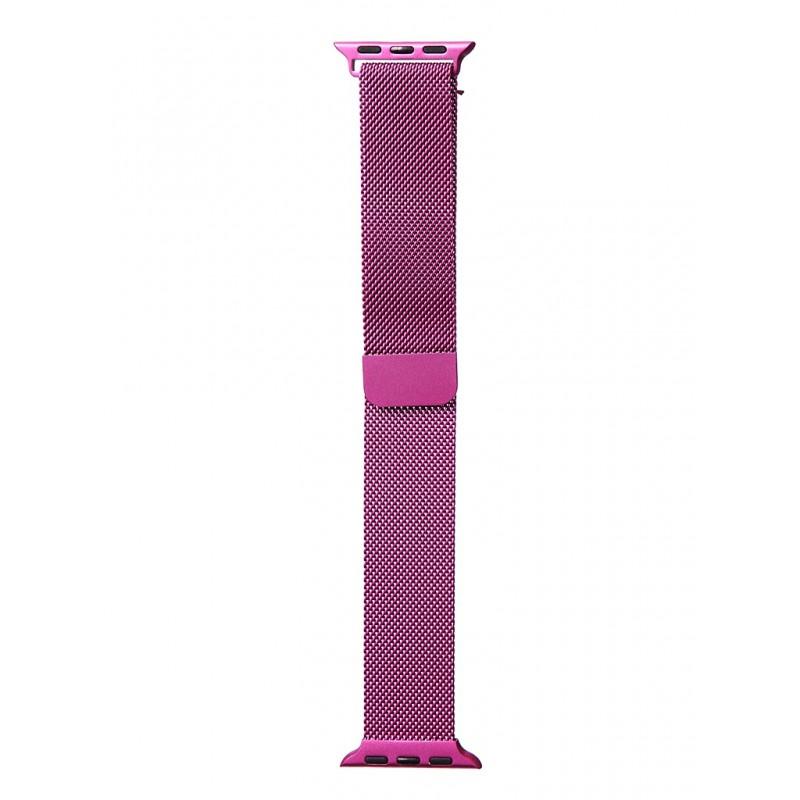 Аксессуар Ремешок Bruno для APPLE Watch 38/40mm Milano Purple b20524