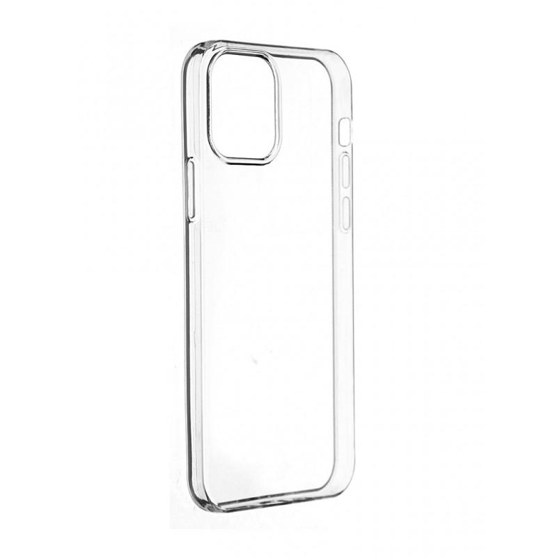 Чехол Pero для Apple iPhone 12 / 12 Pro Silicone Clip Case Transparent CC01-I12PROTR