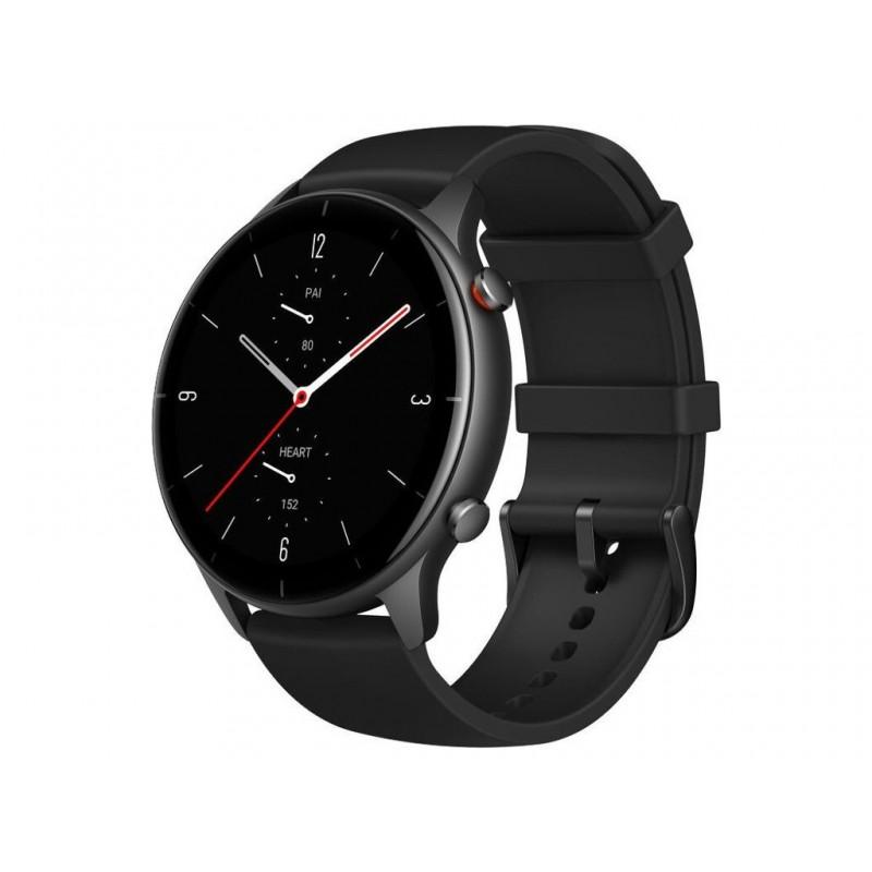 Умные часы Xiaomi Amazfit A2023 GTR 2e Black Выгодный набор + серт. 200Р!!!