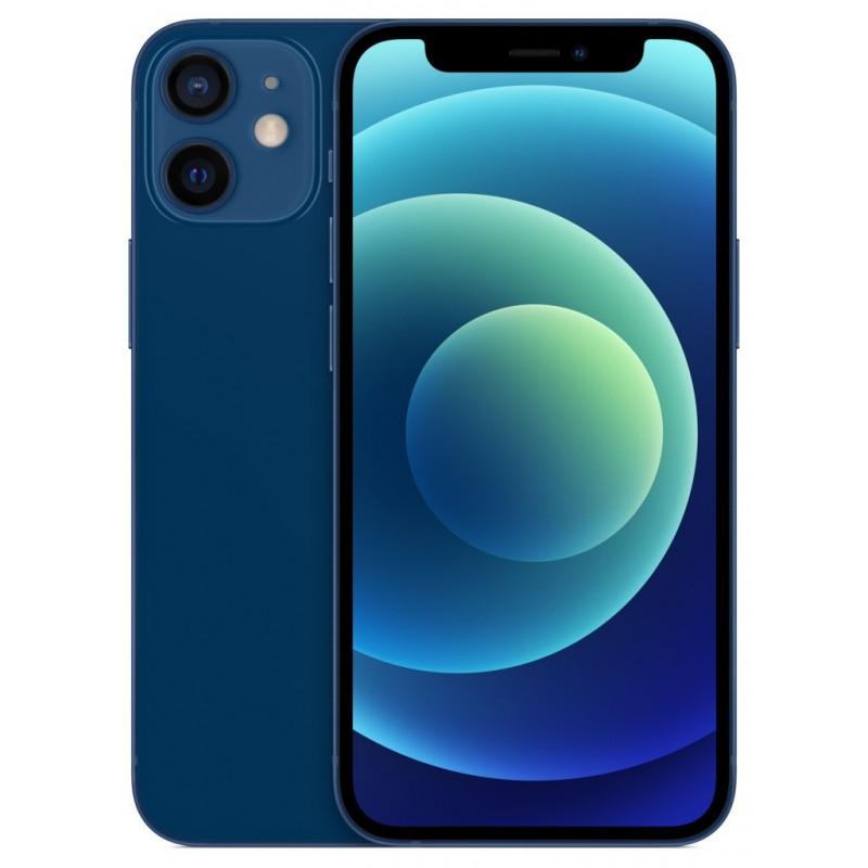 Сотовый телефон APPLE iPhone 12 Mini 128Gb Blue MGE63RU/A Выгодный набор для Selfie + серт. 200Р!!!