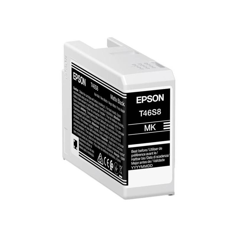 Картридж Epson T46S Matte Black C13T46S800 для SC-P700