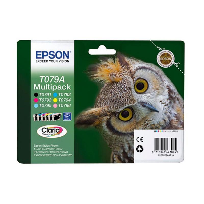 Картридж Epson T079A C13T079A4A10