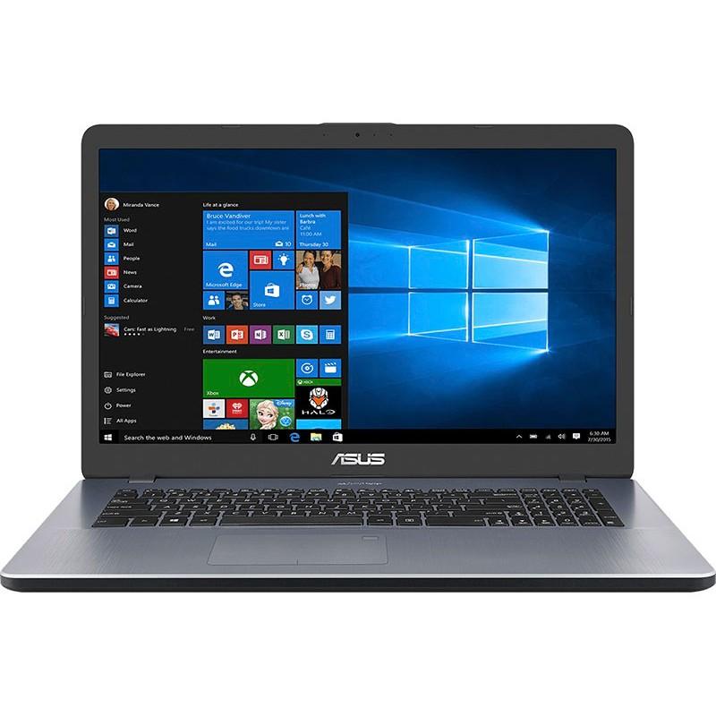 Ноутбук ASUS VivoBook 17 M705BA-BX113 90NB0PT2-M01740 Выгодный набор + серт. 200Р!!! (AMD A4-9125 2.3GHz/8192Mb/256Gb SSD/No ODD/AMD Radeon Graphics/Wi-Fi/17.3/1600x900/No OS)