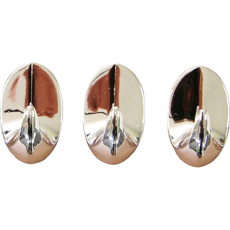 Крючки Axentia Мини (3 шт) 202301