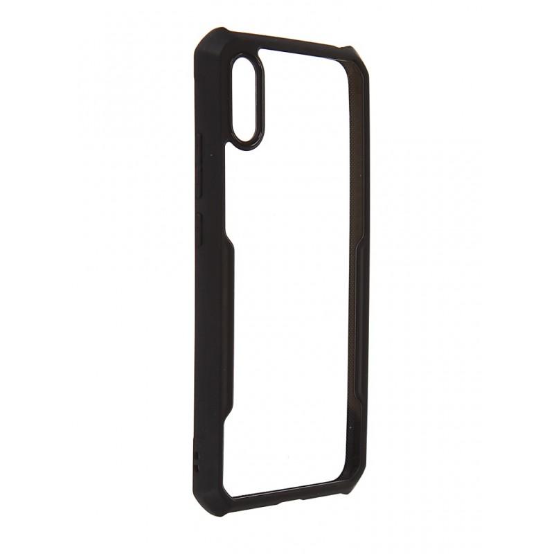 Чехол Xundd для Xiaomi Redmi 9A Beatle Black УТ000025614