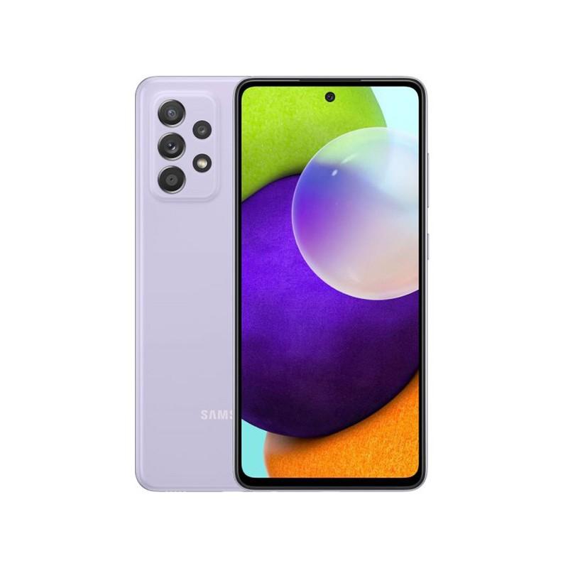 Сотовый телефон Samsung SM-A525F Galaxy A52 8/256Gb Violet Выгодный набор + серт. 200Р!!!