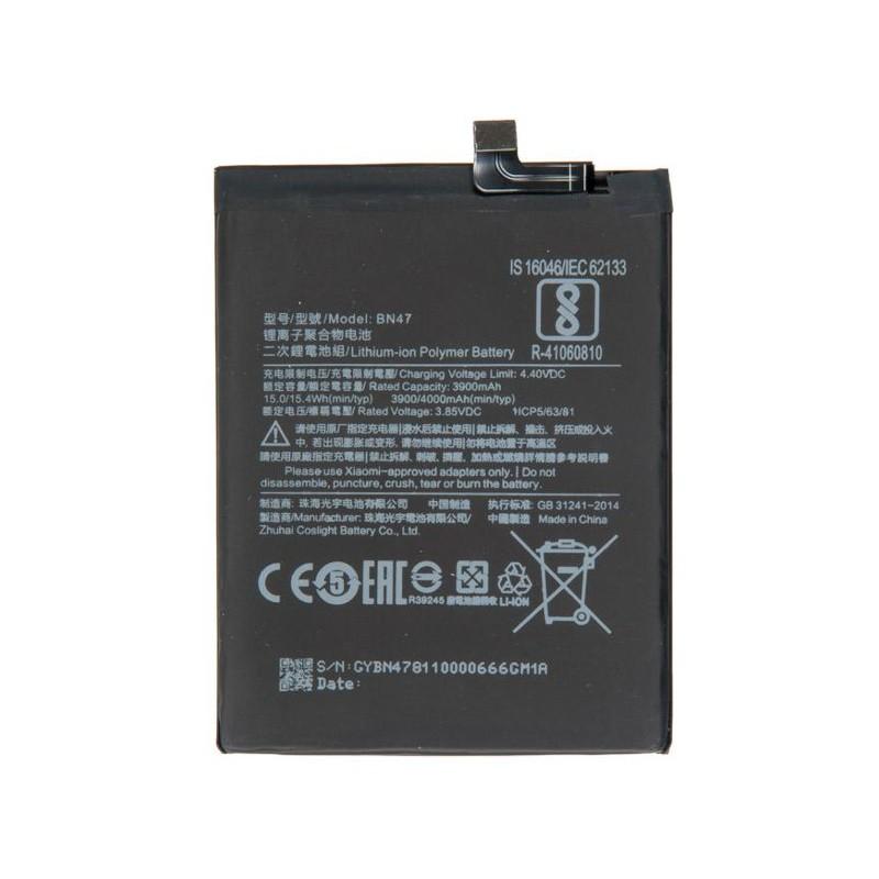 Аккумулятор RocknParts для Xiaomi Redmi 6 Pro / Mi A2 Lite BN47 707787
