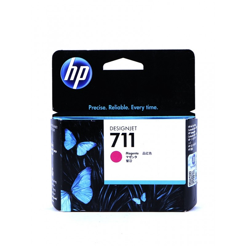 Картридж HP CZ131A Magenta