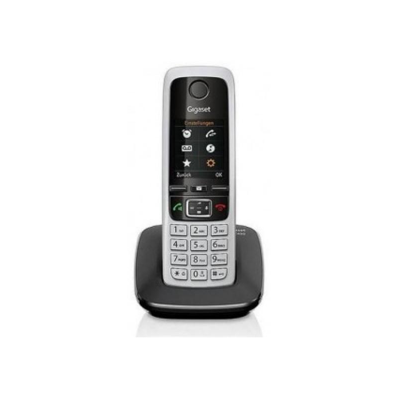 Радиотелефон Gigaset C430 Black