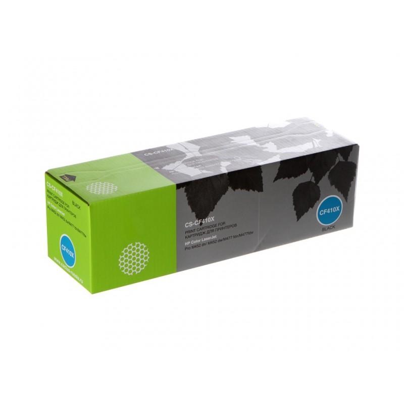 Картридж Cactus CS-CF410X Black для HP HP CLJ Pro M452dn/M452dw/M477fdn/M477fdw 6500 стр
