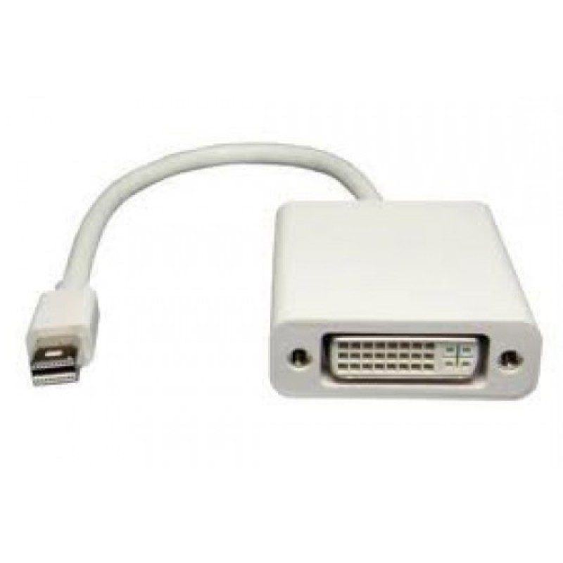 Аксессуар Espada Mini DisplayPort M to DVI F Adapter 20 cm EminiM-DVIF20