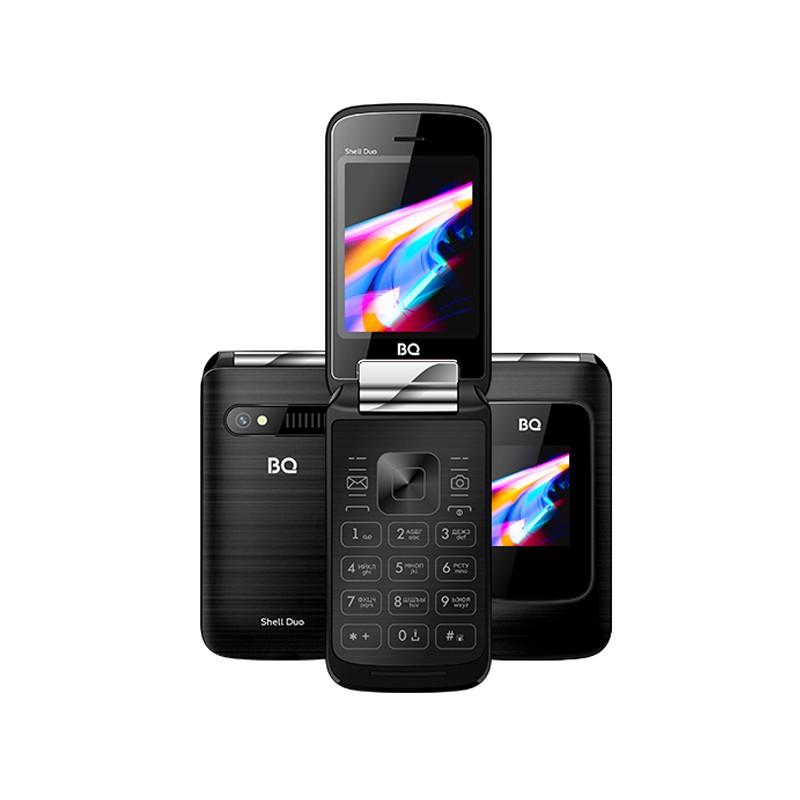 Сотовый телефон BQ 2814 Shell Duo Black