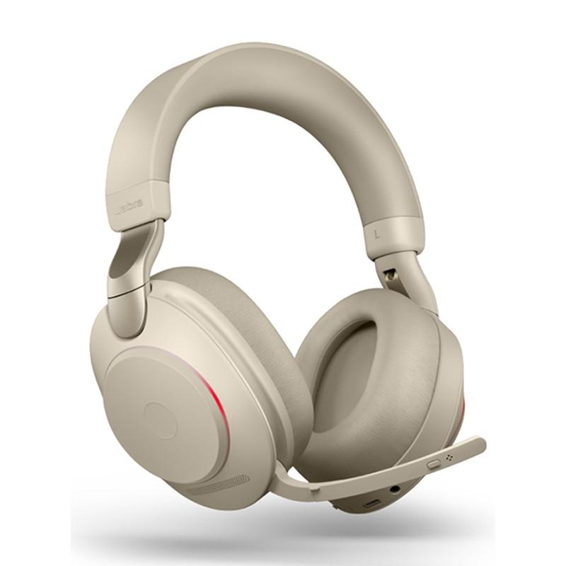 Наушники Jabra Evolve2 85 Link380a MS Stereo Beige 28599-999-998