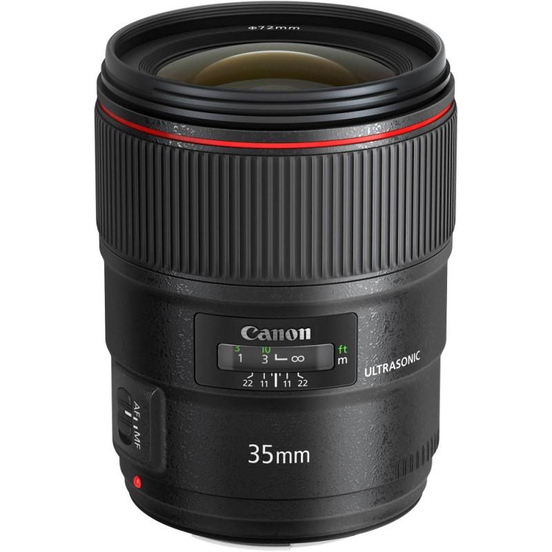 Объектив Canon EF 35 mm f/1.4 L II USM