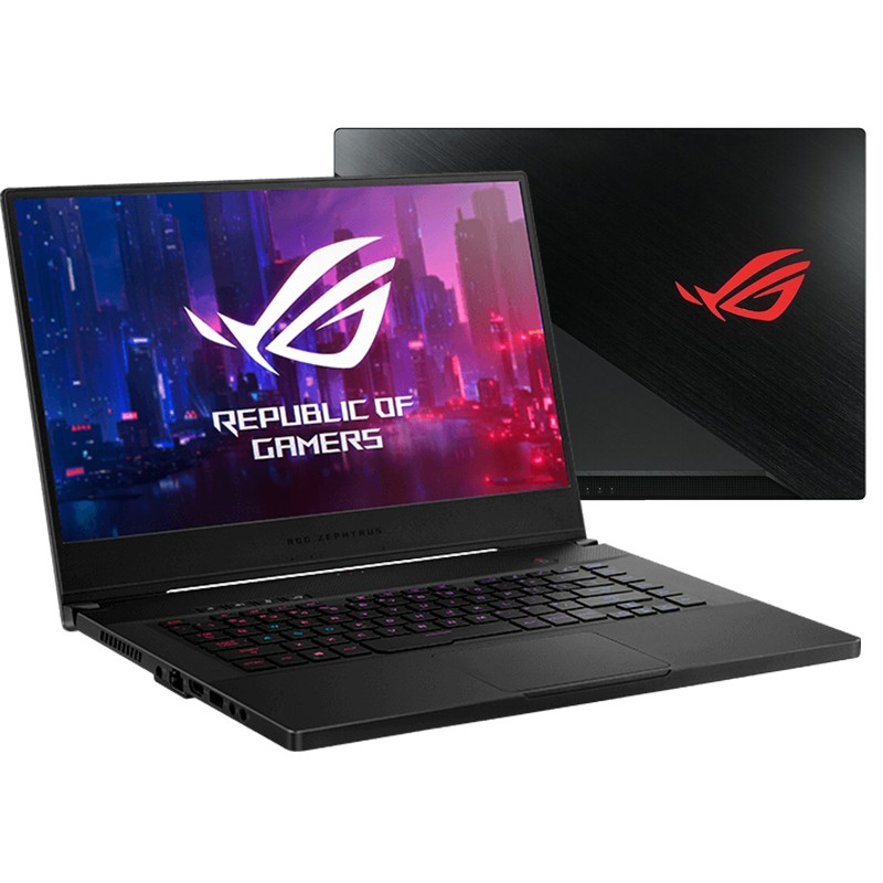 Ноутбук ASUS GU502LU-AZ031R 90NR0302-M02110 (Intel Core i7-10750H 2.6 GHz/16384Mb/1024Gb SSD/nVidia GeForce GTX 1660Ti 6144Mb/Wi-Fi/Bluetooth/15.6/1920x1080/Windows 10 Pro 64-bit)