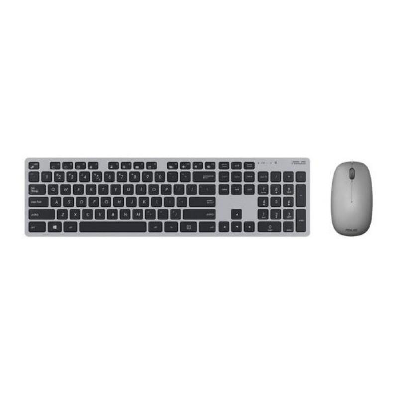 Набор ASUS W5000 90XB0430-BKM0J0 Grey-Black USB