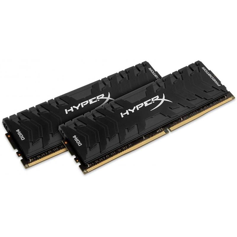 Модуль памяти HyperX Predator DDR4 DIMM 3600Mhz PC28800 CL18 - 64Gb KIT(2x32) HX436C18PB3K2/64