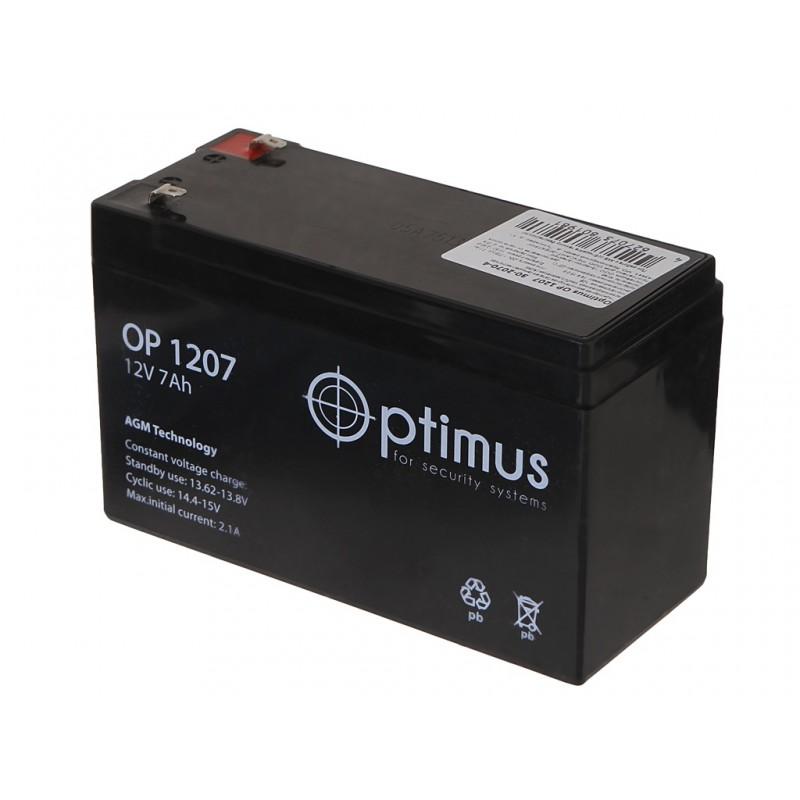 Аккумулятор Rexant 12V 7Ah 30-2070-4