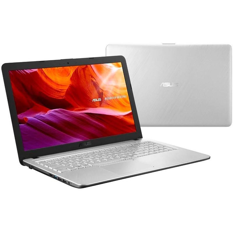 Ноутбук ASUS VivoBook R543BA-GQ883T 90NB0IY6-M13010 (AMD A4-9125 2.3GHz/4096Mb/128Gb SSD/AMD Radeon R3/Wi-Fi/Bluetooth/Cam/15.6/1366x768/Windows 10)