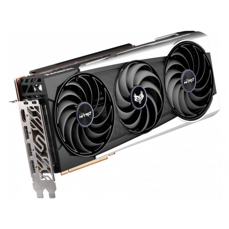 Видеокарта Sapphire Nitro+ Radeon RX 6700 XT Gaming 12G 2548MHz PCI-E 4.0 12288Mb 16000MHz 256 bit 3xDP HDMI 11306-01-20G