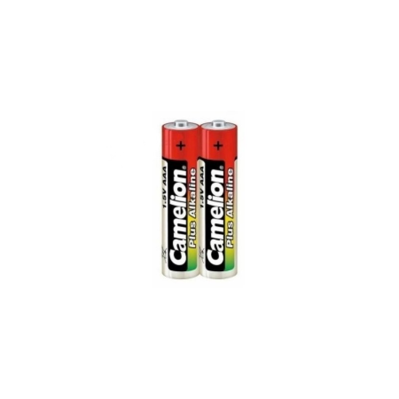 Батарейка AAA - Camelion Alkaline Plus LR03 LR03-BP2 (2 штуки)