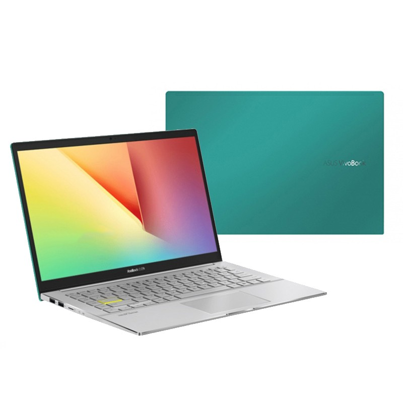 Ноутбук ASUS VivoBook S433JQ-EB090 90NB0RD2-M03470 (Intel Core i5-1035G1 1.0 GHz/8192Mb/512Gb SSD/nVidia GeForce MX350 2048Mb/Wi-Fi/Bluetooth/Cam/14.0/1920x1080/no OS)