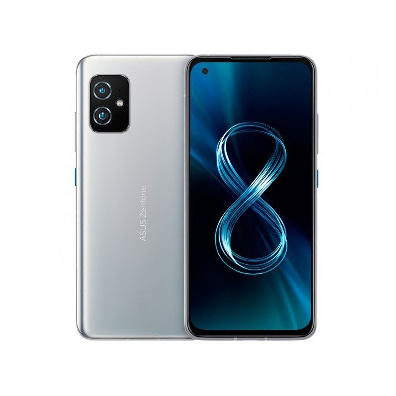 Сотовый телефон ASUS ZenFone 8 ZS590KS 16/256Gb Horizon Silver