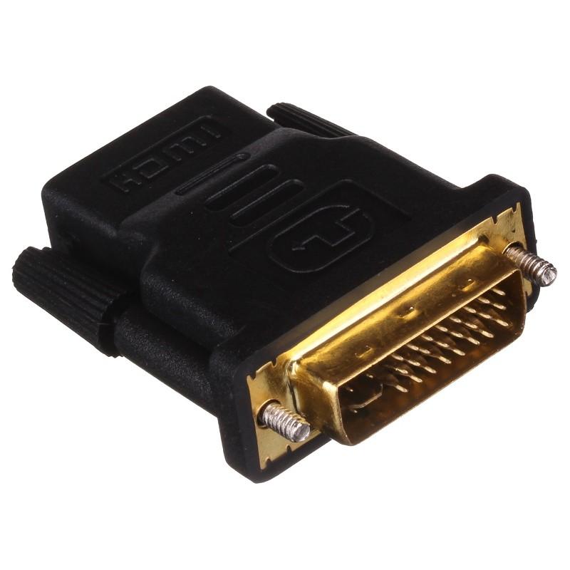 Аксессуар Переходник ExeGate DVI-D (M) - HDMI (F) 191105