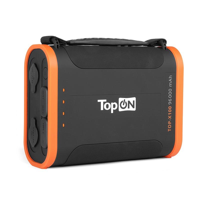 Внешний аккумулятор TopON Power Bank TOP-X100 96000mAh