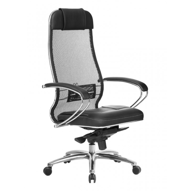 Компьютерное кресло Метта Samurai SL-1.04 Black