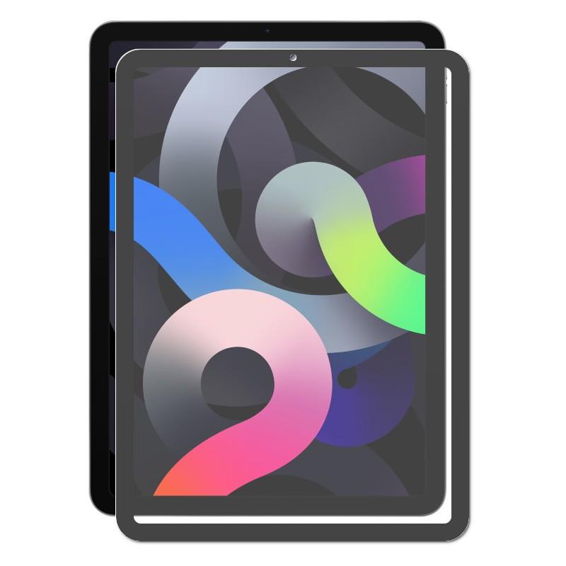 Защитное стекло Liberty Project для APPLE iPad Air 2020 Thin Frame Full Glue 0.33mm 2.5D 9H Black 0L-MG-WF984