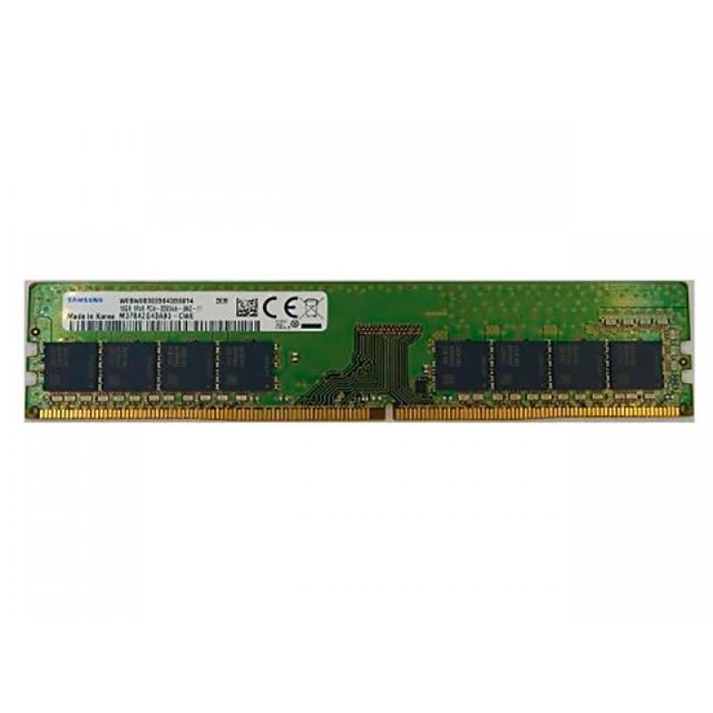Модуль памяти Samsung DDR4 DIMM 3200MHz PC4-25600 CL21 - 8Gb M378A1K43EB2-CWE