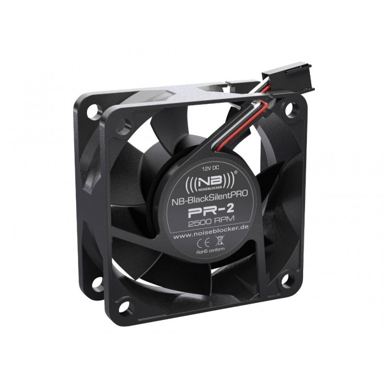 Вентилятор Noiseblocker BlackSilentPRO PR-2 60mm 2500rpm