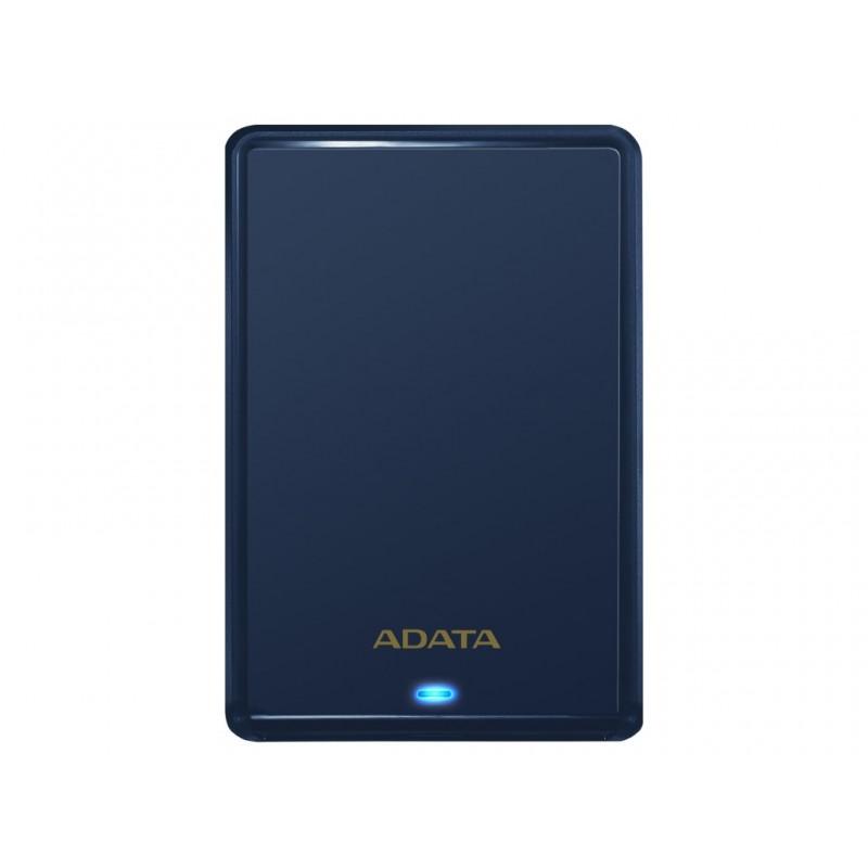 Жесткий диск A-Data HV620S Slim USB 3.1 1Tb Blue AHV620S-1TU31-CBL