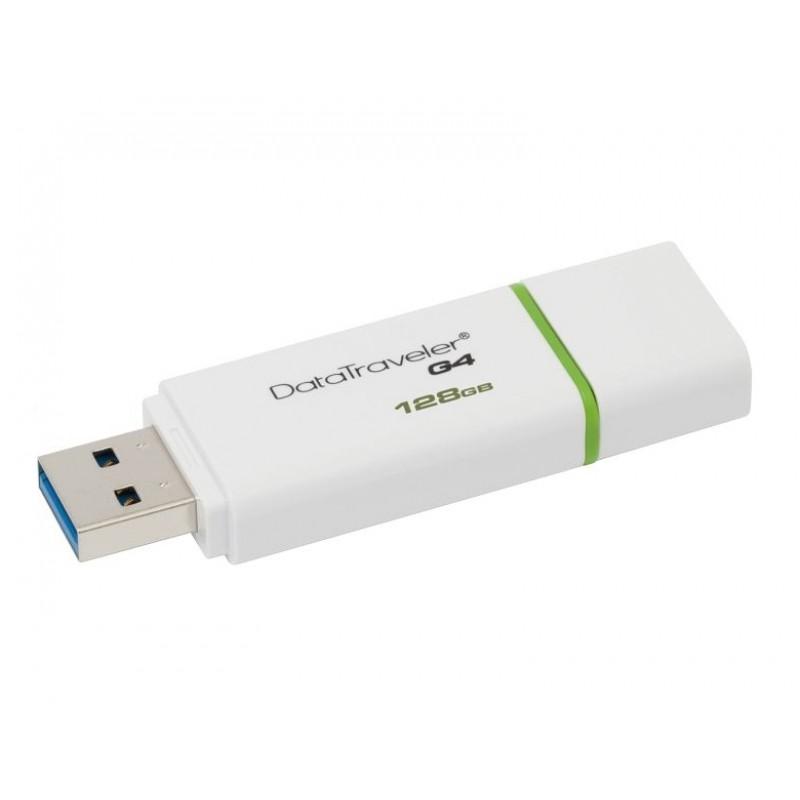 USB Flash Drive 128Gb - Kingston DataTraveler G4 USB 3.0 DTIG4/128GB