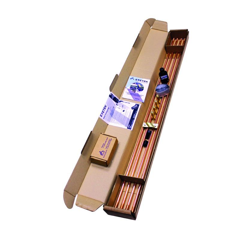 Комплект заземления Ezetek EZ-6 14mm x 1.5m