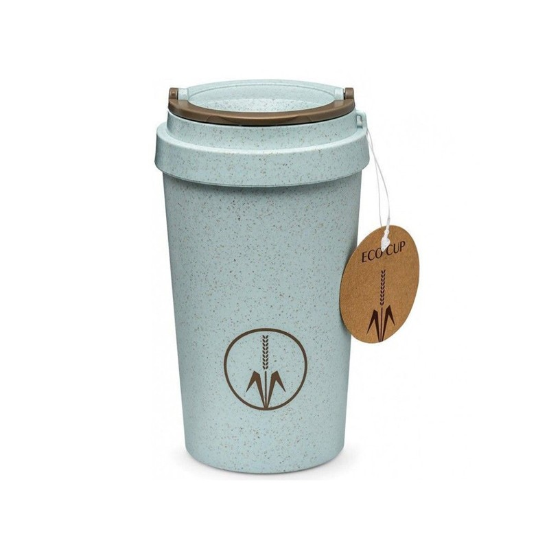 Термокружка Walmer Eco Cup 400ml Light Blue W24201801