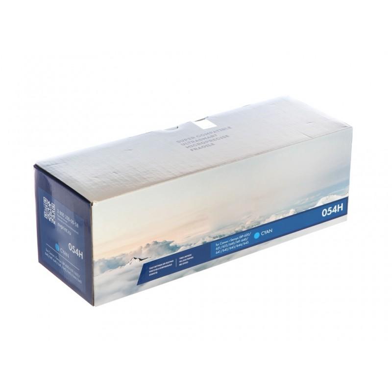 Картридж NV Print NV-054H Cyan для Canon i-Sensys LBP-620/621/623/640/MF-640/641/642/643/644/645 3100k