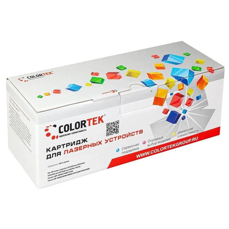 Картридж Colortek (схожий с HP CB541A/CE321A/CF211A/C-716/C-731) Cyan для CLJ CP-1210/1215/1510/1515/1518/CM1312
