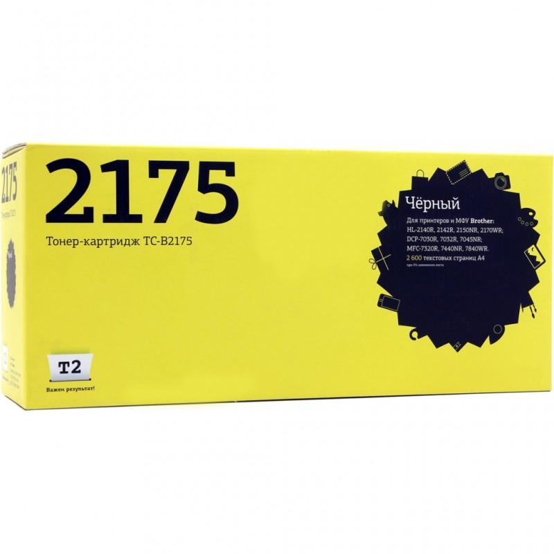 Картридж T2 TC-B2175 для HL-2140R/2142R/2150NR/2170WR/DCP-7030R/7032R/7045NR/MFC-7320R/7440NR/7840WR