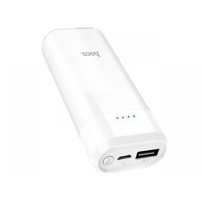 Внешний аккумулятор Hoco B35A Entourage 5200 mah White