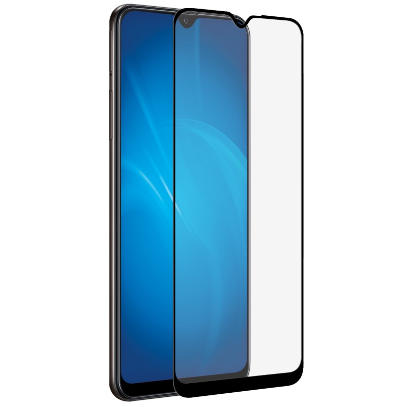 Защитный экран Red Line для Samsung Galaxy A02 Black УТ000025641