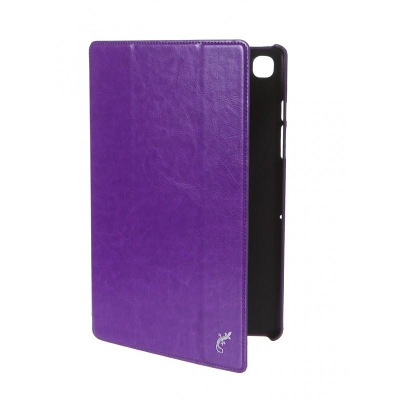 Чехол G-Case для Samsung Galaxy Tab A7 10.4 (2020) SM-T500 / SM-T505 Slim Premium Purple GG-1306