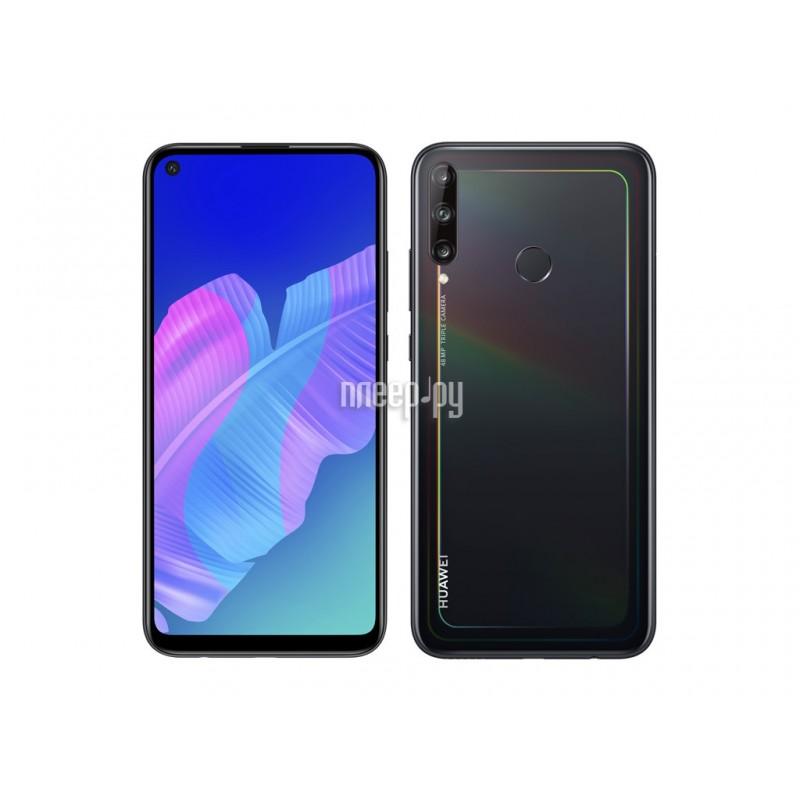 Сотовый телефон Huawei P40 Lite E NFC 4/64Gb Midnight Black Выгодный набор + серт. 200Р!!!
