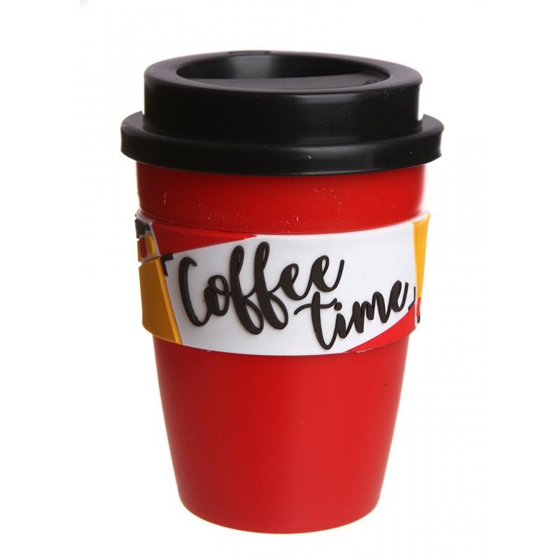 Термокружка Командор Coffee Time 340ml 3855590