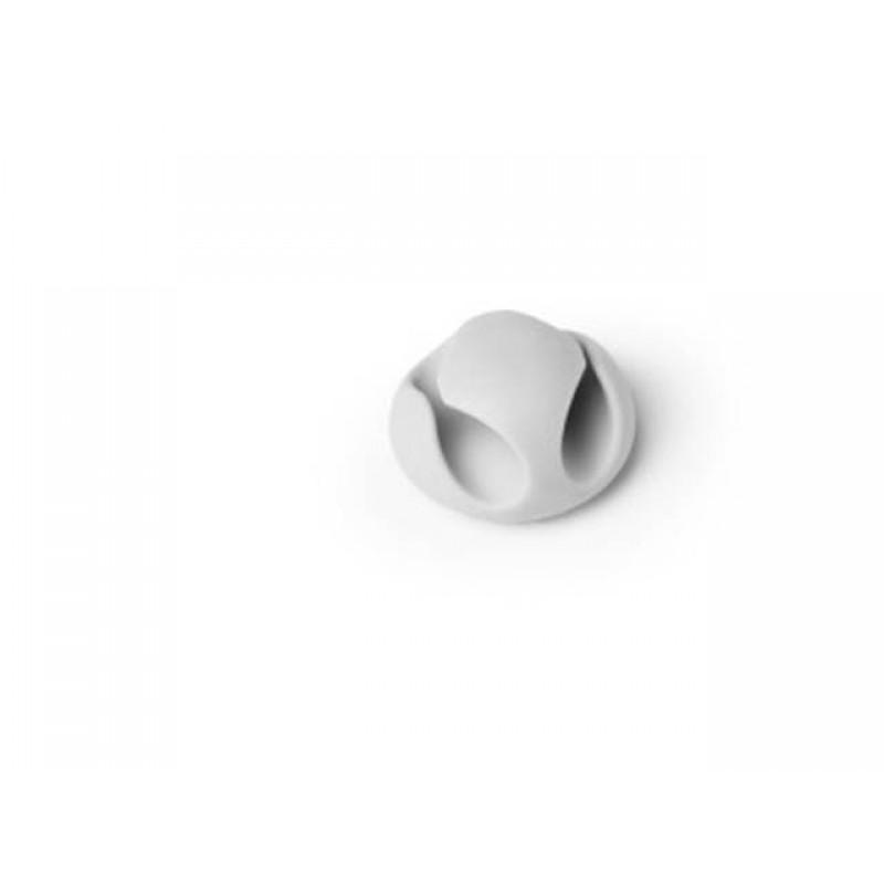 Фиксатор кабеля Durable Cavoline Clip 2 до 5mm Grey 503810